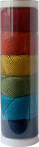 Read more about Baa ram ewe titus pick n mix yarn pack of 6 gobstopper