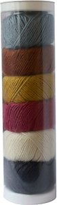 Read more about Baa ram ewe titus pick n mix yarn pack of 6 liquorice