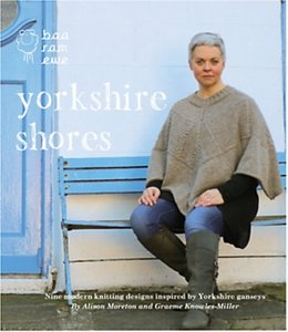 Read more about Baa ram ewe yorkshire shores knitting pattern book by alison moreton and graeme knowles-miller