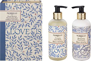 Read more about Heathcote ivory morris co love hand wash hand lotion duo