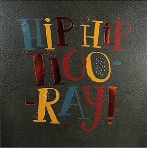 Read more about Rachel ellen hip hip hooray card