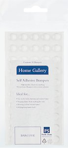 Read more about Home gallery adhesive bumpers pack of 50