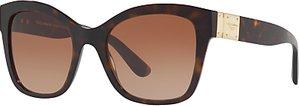 Read more about Dolce gabbana dg4309 square sunglasses tortoise brown gradient