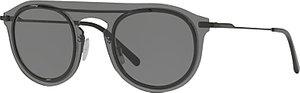 Read more about Dolce gabbana dg2169 round sunglasses matte black grey