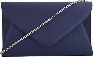 Read more about John lewis fiona clutch bag navy