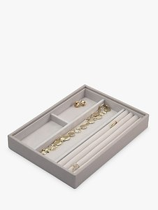 Read more about Stackers classic ring bracelet section jewellery box