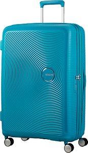 Read more about American tourister soundbox 4-wheel 77cm suitcase