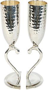 Read more about Culinary concepts hammered heart lovers cups set of 2