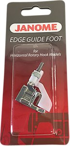 Read more about Janome edge guide foot