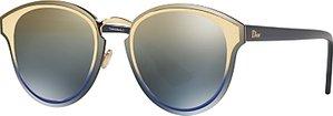 Read more about Christian dior diornightfall round sunglasses multi mirror grey