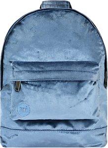 Read more about Mi-pac mini velvet backpack petrol blue