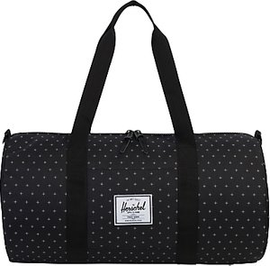 Read more about Herschel supply co sutton duffle bag black gridlock