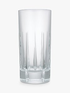 Read more about John lewis glacier highball glasses clear 360ml set of 2