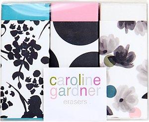Read more about Caroline gardner rose tinted erasers pack of 3