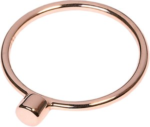 Read more about Matthew calvin dot stacking ring rose gold