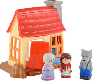 Read more about Early learning centre happyland little red riding hood play set