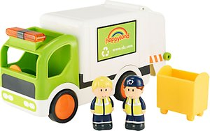 Read more about Early learning centre happyland bin lorry play set
