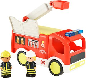 Read more about Early learning centre happyland fire engine play set