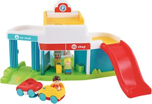 Read more about Early learning centre happyland super sounds garage set
