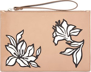 Read more about Jaeger florence leather clutch bag