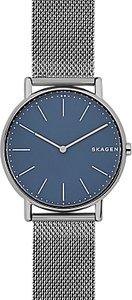 Read more about Skagen skw6420 women s signatur mesh bracelet strap watch gunmetal blue