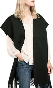 Read more about Gerard darel genova wool coat one size black