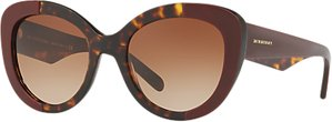 Read more about Burberry be4253 round lens sunglasses tortoise brown