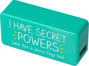 Read more about Happy jackson secret powers portable charger