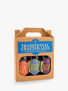 Read more about Staffordshire brewery traditional crafted ales box of 3 1 5l