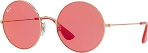 Read more about Ray-ban rb3592 ja-jo round sunglasses bronze red