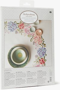 Read more about Rico hydrangea cloth embroidery kit