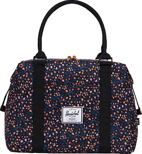 Read more about Herschel supply co strand holdall black floral