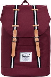 Read more about Herschel supply co retreat backpack windsor wine stripe
