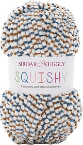 Read more about Sirdar snuggly squishy chunky yarn 100g