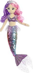 Read more about Aurora sea sparkles 18 sea iris soft toy