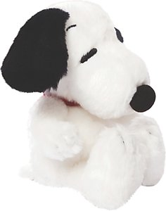 Read more about Peanuts 7 snoopy soft toy white