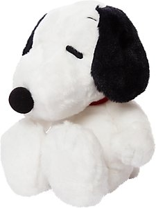 Read more about Peanuts 11 snoopy soft toy white