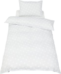 Read more about Little home at john lewis star duvet cover and pillowcase set single