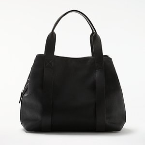 Read more about Kin by john lewis erika workwear shoulder bag black