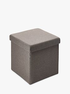 Read more about Kvell kube storage seat grey mid