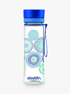Read more about Aladdin aveo spot print water bottle 600ml blue