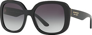 Read more about Burberry be4259 square sunglasses black grey gradient