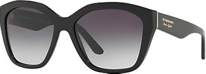 Read more about Burberry be4261 square sunglasses black grey gradient