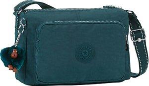 Read more about Kipling reth shoulder bag deep emerald