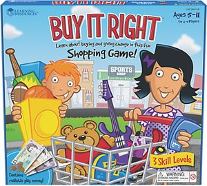 Read more about Buy it right shopping game
