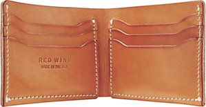 Read more about Red wing classic leather bifold wallet tan