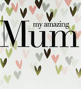 Read more about Caroline gardner my amazing mum card