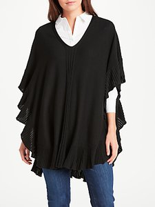 Read more about Max studio knitted shawl black