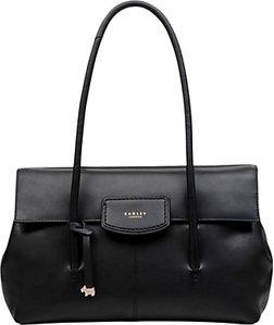 Read more about Radley burnham beaches leather large shoulder bag black