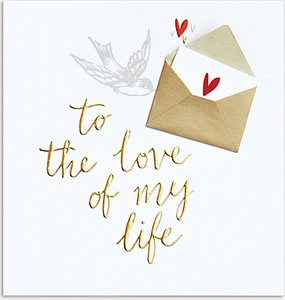 Read more about Caroline gardner love of my life valentine s day card